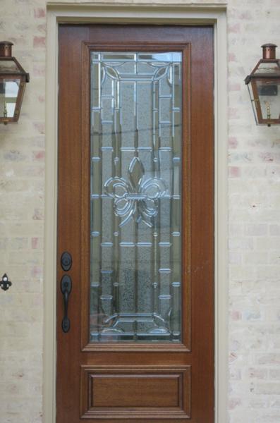 Fleur De Lis Door Collection By Doors Of Elegance