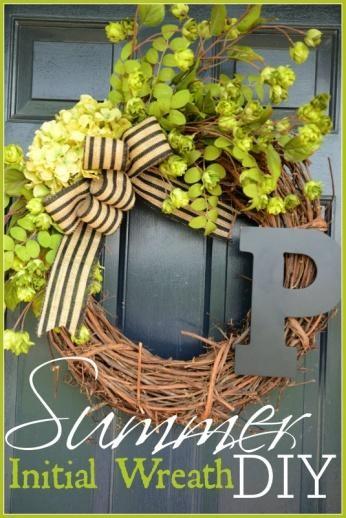 summer front door decorations 10