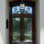 winston 150x150 - Wood Doors with Iron Grilles