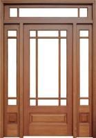 divided light doors