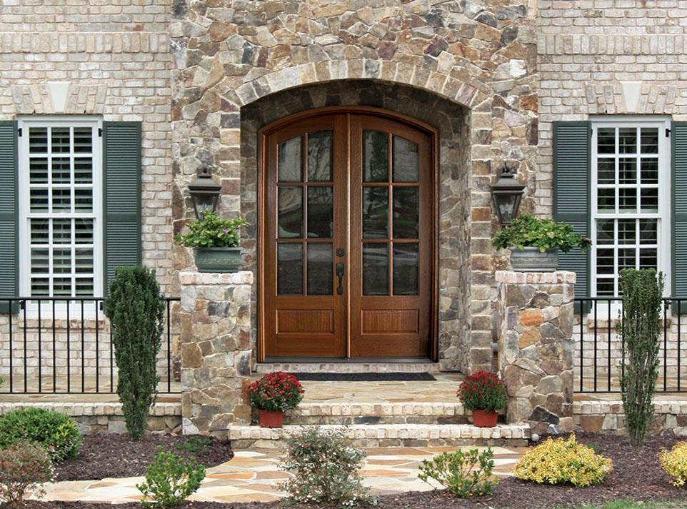 front door - Choosing the Right Type of Door for Your Home