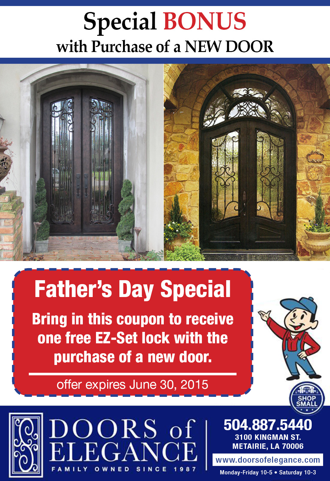 Bankruptcy graphics.V3 - NEW! Father's Day Special Offer!