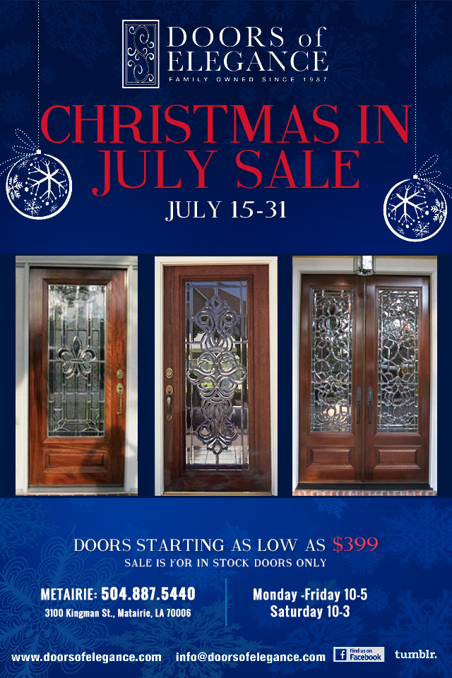 christmas july 2 - Christmas in July Sale - Now thru July 31