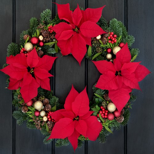 20 Cutest Christmas Decorations For Your Front Door