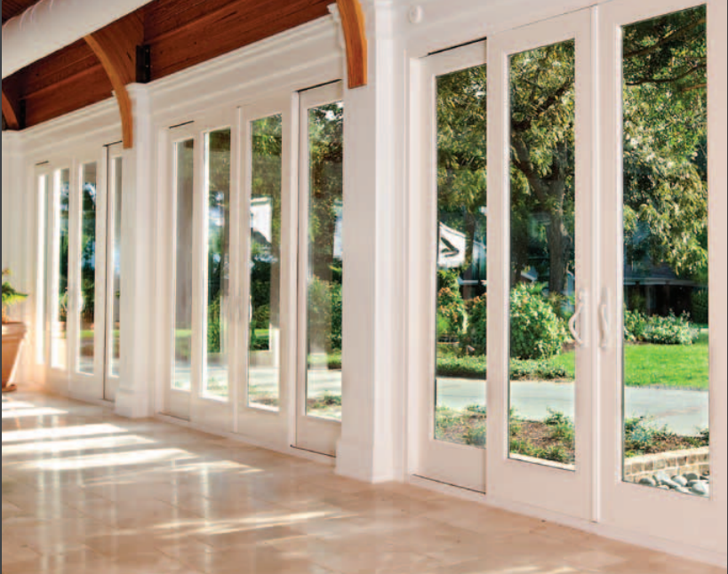 Sliding glass doors new orleans mandeville metairie for Long sliding glass doors