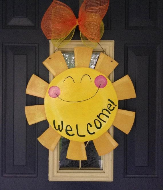 summer front door decorations 7