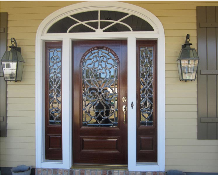 "aug2016a - What is a ""New Orleans"" style door?"