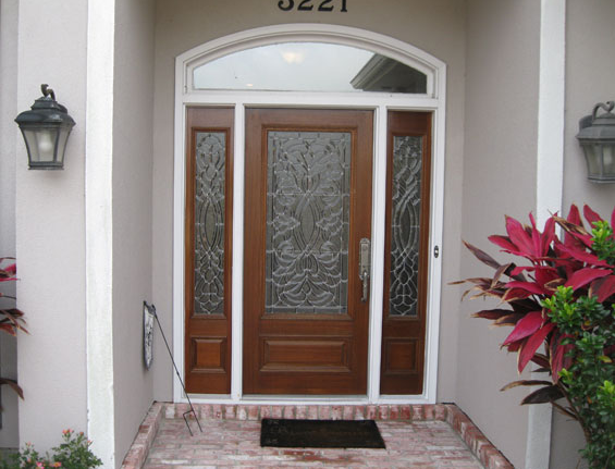 jan17b - Can You Afford Beveled Glass Doors?